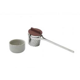Zaparzacz do herbaty Weaver Toast Living, stalowy