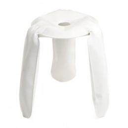 Stołek Plopp Zieta, biały