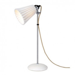 Lampa stołowa Hector Medium Pleat BTC