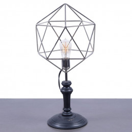 Lampa stołowa New Solid Ico Schwung Home