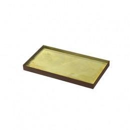 Taca dekoracyjna Gold Leaf Mini M Notre Monde