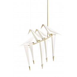 Lampa wisząca Perch Light Branch Moooi