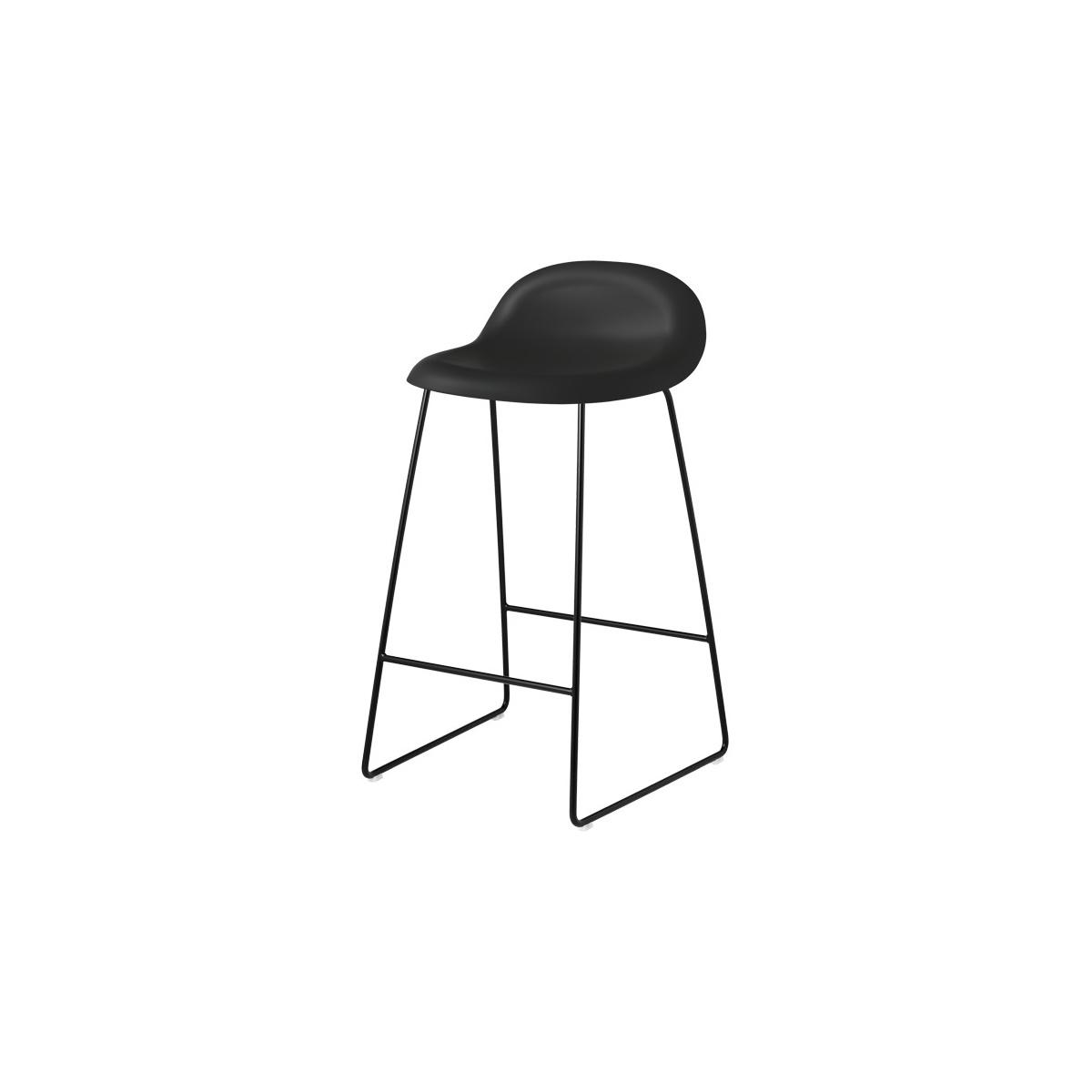 Krzesło barowe 3D Gubi