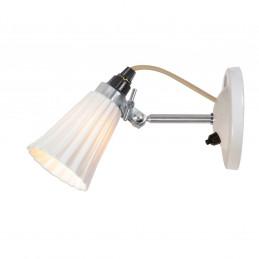 Lampa ścienna Hector Small Pleat SW BTC