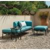 Sofa ogrodowa 3-osobowa Dock Emu