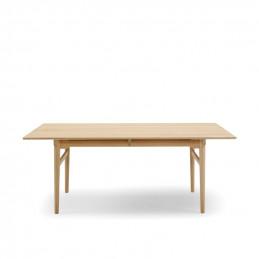 Drewniany stół CH327 Carl Hansen & Søn