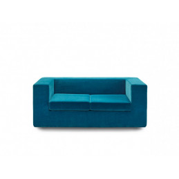 Sofa dwuosobowa Throw-Away Zanotta