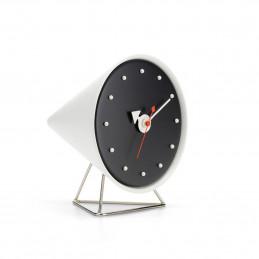 Designerski zegar biurkowy Cone George Nelson Vitra