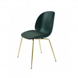 Krzesło z tapicerowanym siedziskiem Beetle Gubi