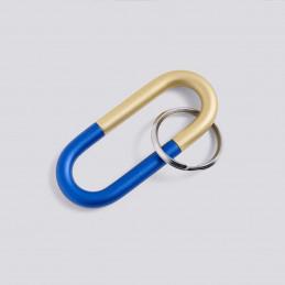 Aluminiowy karabińczyk na klucze Cane HAY