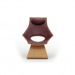 Skórzane krzesło Dream TA001P Carl Hansen & Søn