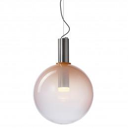 Srebrna lampa wisząca Phenomena 03 Bomma