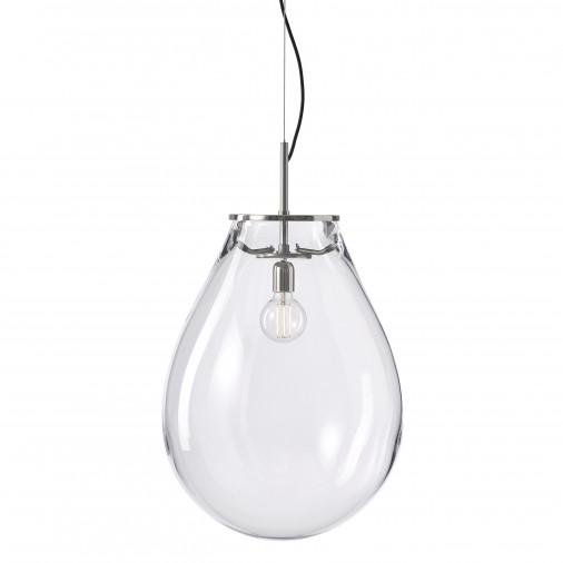 Szklana lampa wisząca TIM 02 Bomma