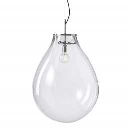 Szklana lampa wisząca TIM 01 Bomma