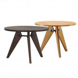 Drewniany stół Guéridon Vitra