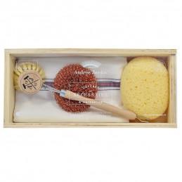 Naturalny zestaw do mycia naczyń Tradition Andrée Jardin