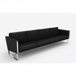 Skórzana sofa CH102/103/104 Carl Hansen & Søn