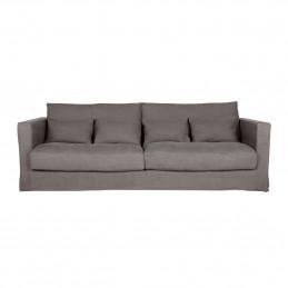 Z wymiennym poszyciem sofa Heaven Sits