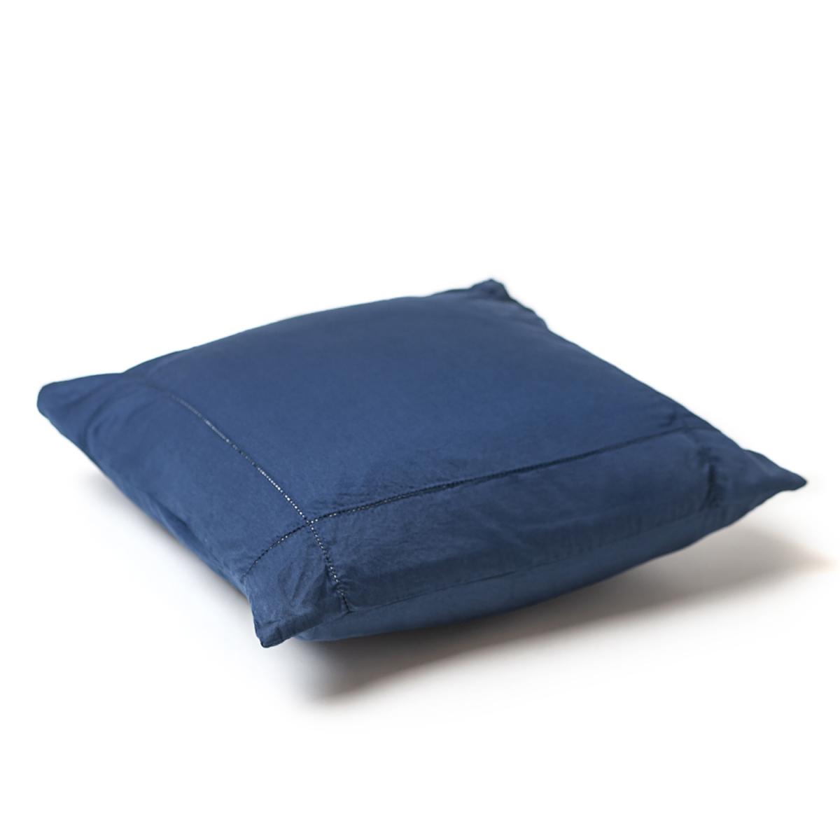 Poszewka na poduszkę niebieska Lizbona Take A NAP