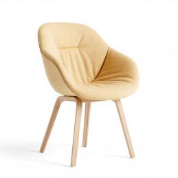 Miękkie krzesło AAC 123 Soft HAY