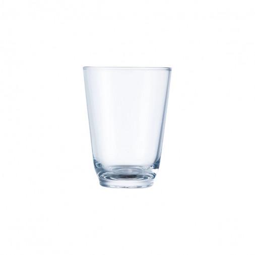 Wysoka szklanka Tumbler clear 350 ml Kinto