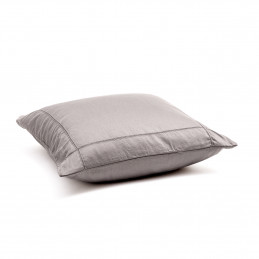 Bawełniana poszewka na poduszkę szara 40 x 40 cm Lizbona Take A NAP
