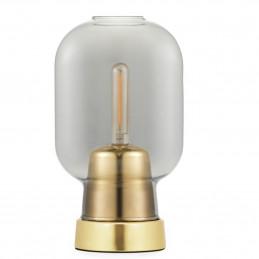 Lampa stołowa AMP Brass  smoke-brass Normann Copenhagen
