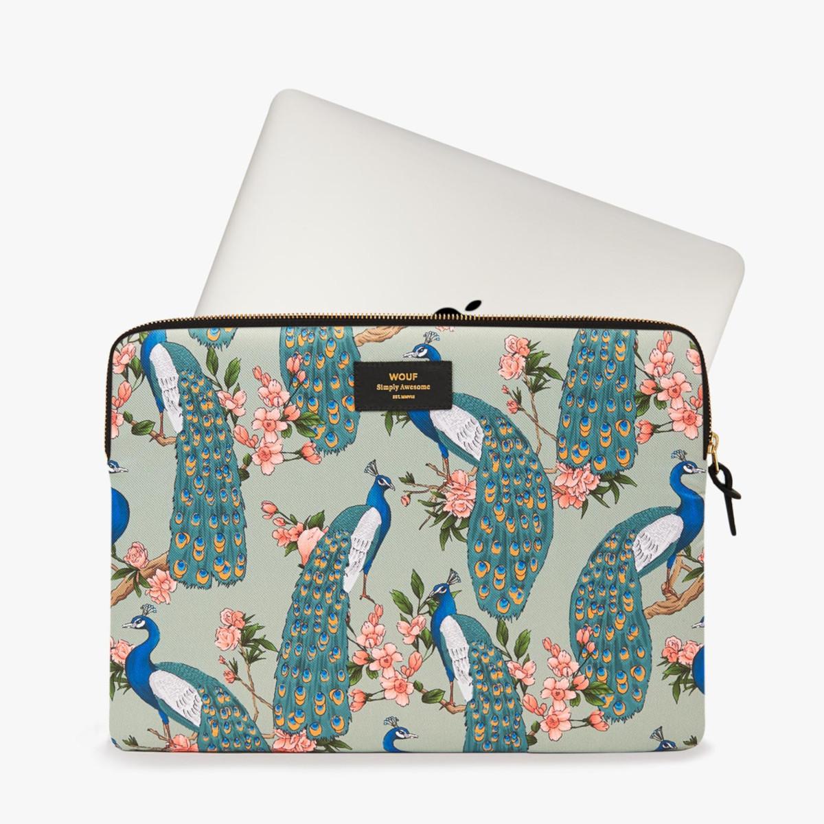 Elegancki pokrowiec na laptopa Royal Forest 15 Wouf