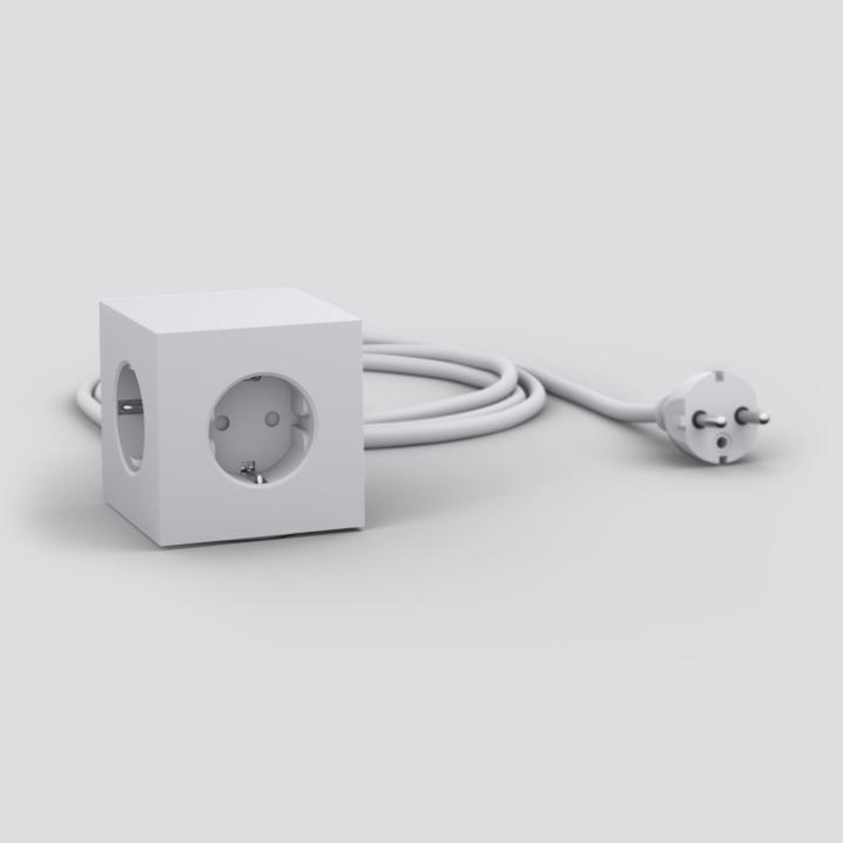 Listwa elektryczna Gotland Grey/ USB & Magnet Version Avolt