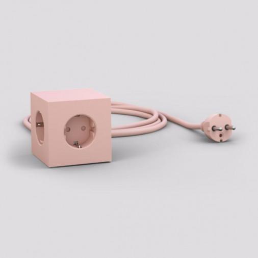 Listwa elektryczna Old Pink/ USB & Magnet Version Avolt