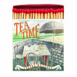 Zapałki Tea at Furlongs Archivist