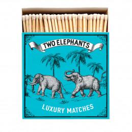Zapałki Two elephants Archivist