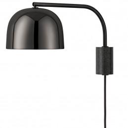 Czarna lampa ścienna Grant 43 cm Normann Copenhagen