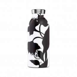 Funkcjonalna i ekologiczna butelka na wodę CLIMA BOTTLE 0.5L Black Dahlia 24Bottles