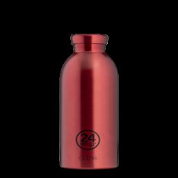 Ekologiczna butelka na wodę CLIMA BOTTLE 0.5L Chianti Red 24Bottles