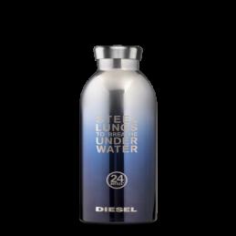 Ekologiczna butelka na wodę Clima Bottle 0,5 x Diesel 24Bottles