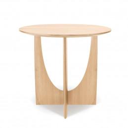 Designerski stolik Geometric Oak Ethnicraft