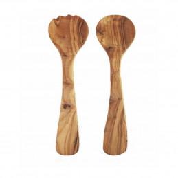 Zestaw łyżek do serwowania Olive Wood Be Home