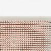 Dywan Element wyprodukowany ręcznie w Indiach -  Kvadrat