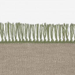 100% czystej wełny nowozelandzkiej - dywan Vintage Cross Coloured Fringes Kvadrat