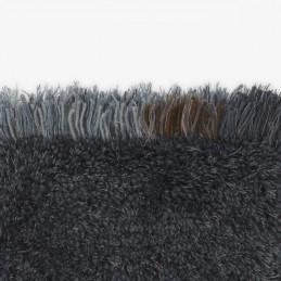 Ręcznie pikowany wełniany dywan Silhouette Kvadrat