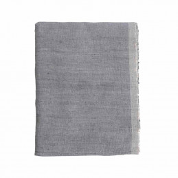 Obrus Cloth Handwoven Mid Grey 250x130