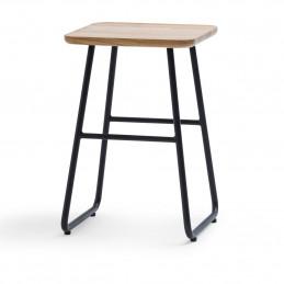 Dębowy stolik nocny Add On Floor Jensen