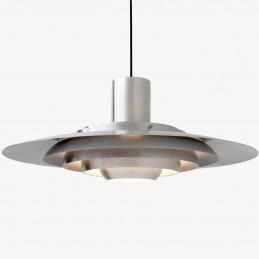Aluminiowa lampa wisząca P376 KF2 &Tradition