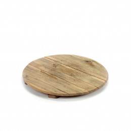 Round Wooden Display Serax