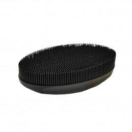 Czarna szczotka do ubrań Textile Brush Naturel Andree Jardin