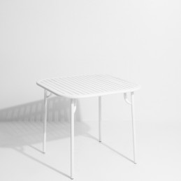 Week-end Square Table Petite Friture