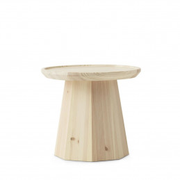 Sosnowy stolik Pine Small Normann Copenhagen