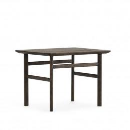 Dębowy dymny stolik kawowy Grow 50 x 60 Normann Copenhagen