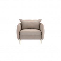 Sofa Slim Low 1,5os. rozkładana NAP